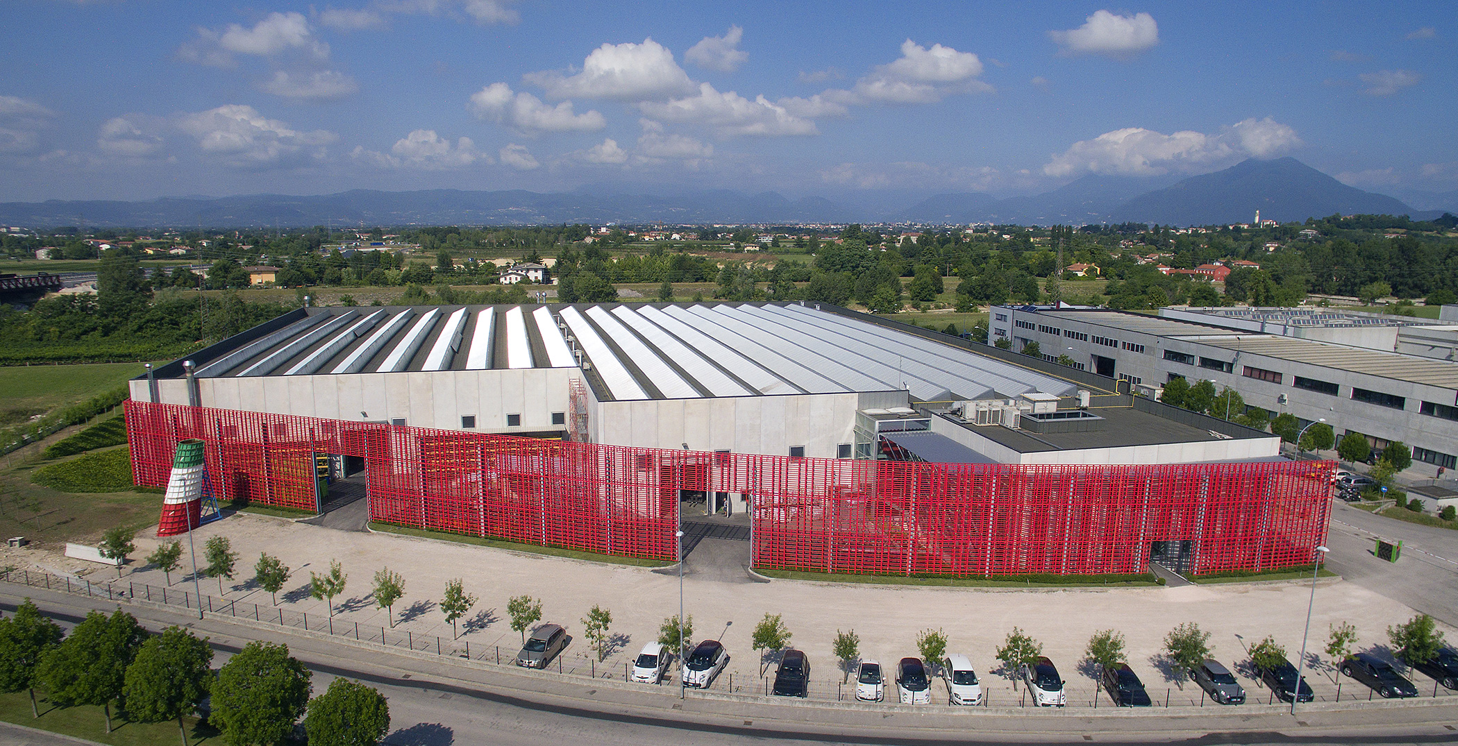 Coffrages métalliques - coffrage métallique beton - industrial building