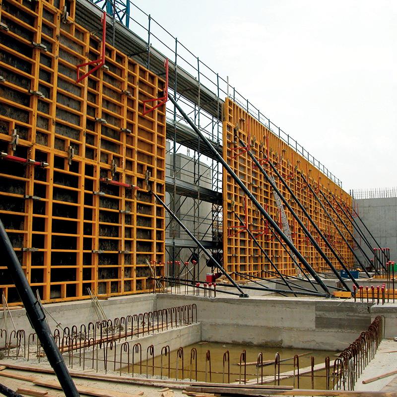 cassaforma modulare per pareti